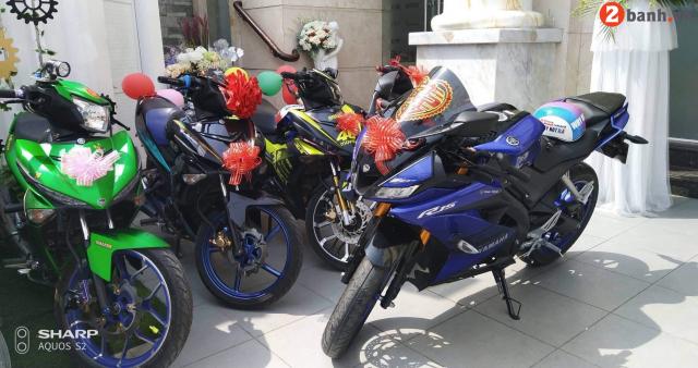 Team Exciter Kien Vang cuop dau voi doi hinh hoanh trang tai Sai Gon - 7