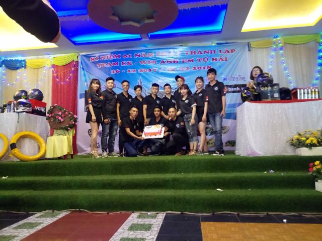 Team Exciter Winner AE Tu Hai nhin lai chang duong 1 nam hoat dong - 18