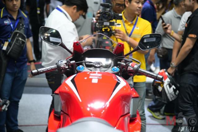 Tong hop 5 diem noi bat cua bo ba Honda 500 Series tai su kien Motor Expo 2018 - 7