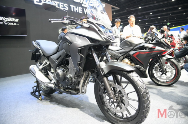 Tong hop 5 diem noi bat cua bo ba Honda 500 Series tai su kien Motor Expo 2018 - 9