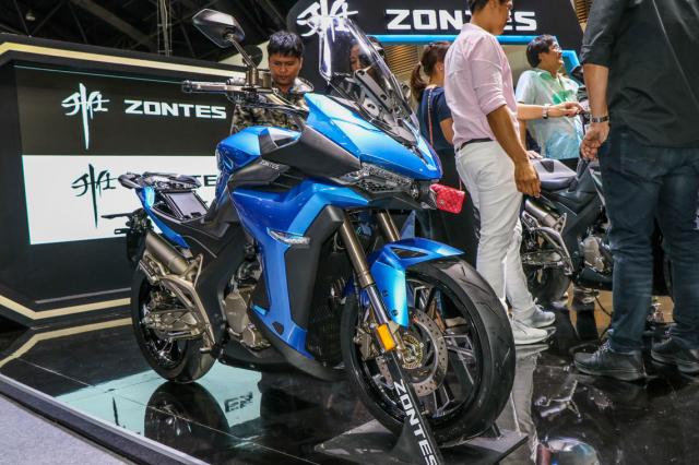 Tong hop hinh anh dep mat tai trien lam Motor Expo 2018 - 50