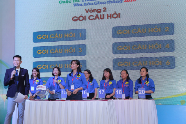 Vong chung ket va le trao giai cuoc thi Thanh nien voi Van hoa giao thong nam 2018 - 3