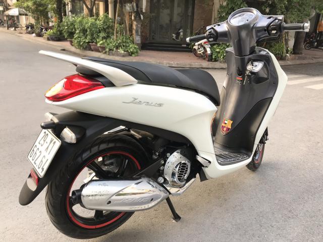 Yamaha Janus 125 Fi 2018 moi 99 bs 29X 66264 mau trang cchu nu ban 275 trieu cho ac - 6