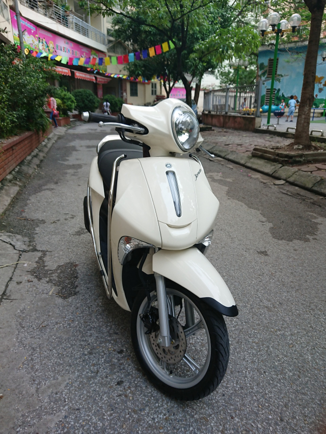 Yamaha Janus 125 fi BLUE CORE chinh chu 2016 rat moi khong dung 24tr300 - 4