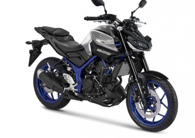 Yamaha MT03 2020 nhan duoc thiet ke dua tren co so MT09 - 4