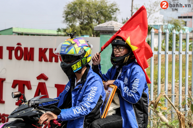 Yamaha NVX TPHCM NHC voi Caravan Hanh trinh Ket noi dam me tiep suc den truong lan I - 42