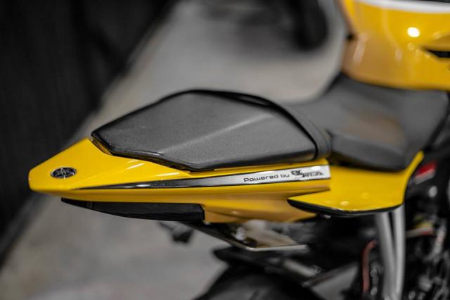 Yamaha R6 do hop hon nguoi ham mo voi phong cach Yellow Sporty tren dat Viet - 6