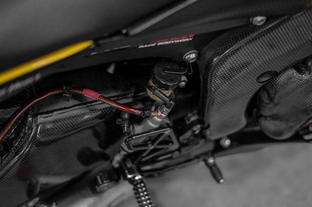 Yamaha R6 do hop hon nguoi ham mo voi phong cach Yellow Sporty tren dat Viet - 10