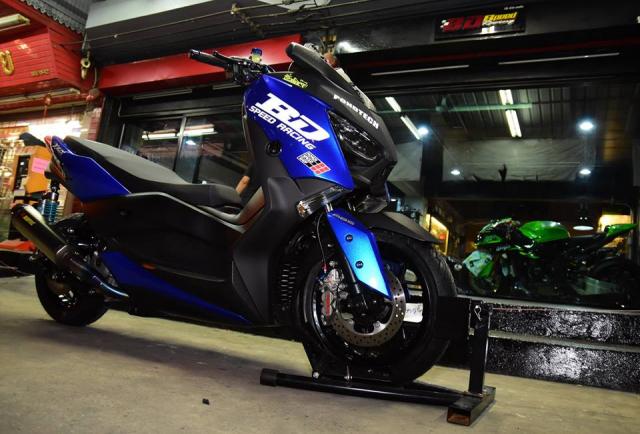 Yamaha XMax300 do nang cap tuyet doi tu BD Speed Racing - 7