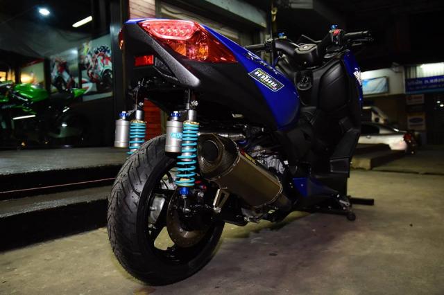 Yamaha XMax300 do nang cap tuyet doi tu BD Speed Racing - 9