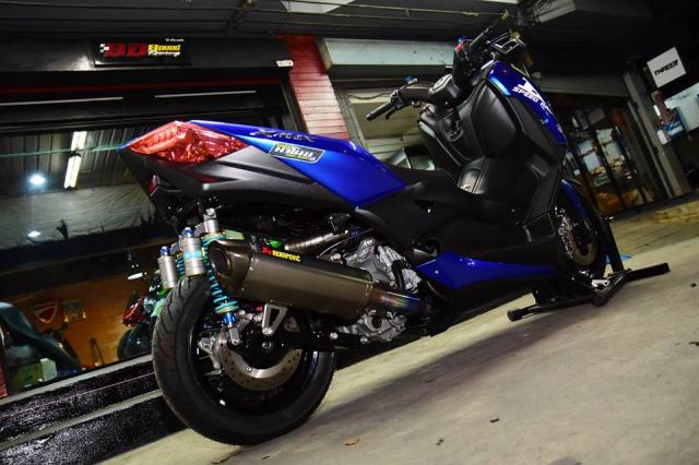 Yamaha XMax300 do nang cap tuyet doi tu BD Speed Racing - 14