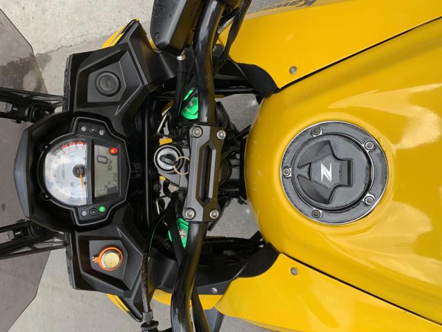 _ Can Ban kawasaki Versys 650cc ABS chia khoa hiss DKLD 2016 mau xam Den odo 7000km HQCN - 7