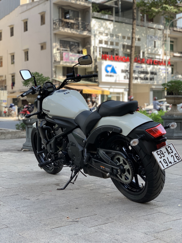 _ Can Ban kawasaki Vulcan S 650cc ABS DKLD T92016 mau Trang Den odo 5500km HQCN ngay chu - 3