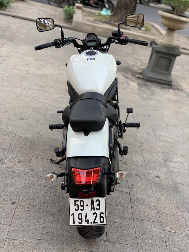 _ Can Ban kawasaki Vulcan S 650cc ABS DKLD T92016 mau Trang Den odo 5500km HQCN ngay chu - 4