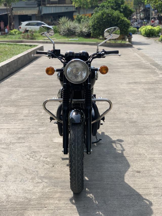 _ Can Ban Kawasaki W800 phien ban special edition phien ban dat biet DKLD T92013 mau Den - 4