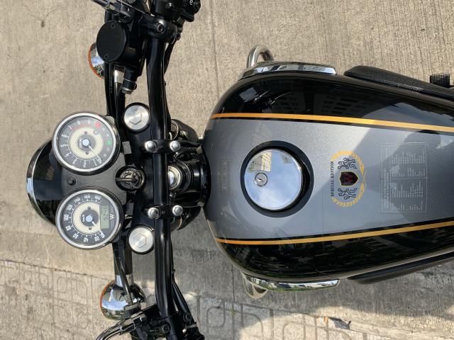 _ Can Ban Kawasaki W800 phien ban special edition phien ban dat biet DKLD T92013 mau Den - 8