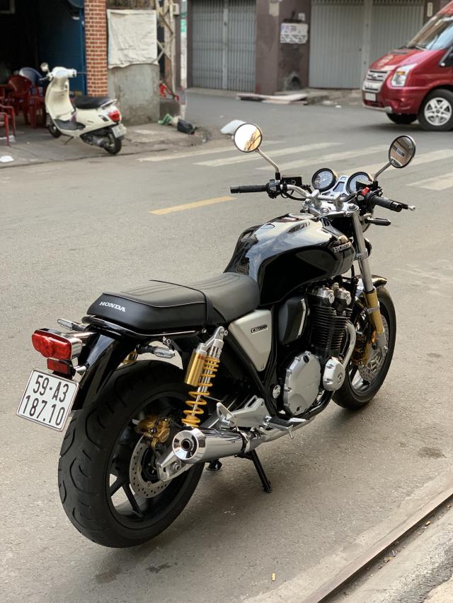 __ Can Ban be HONDA CB1100 RS ABS Date T122018 HQCN chinh chu odo 100km ngay chu dung ban - 5