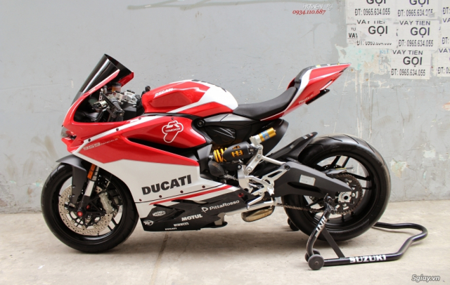 ___ Can Ban ___DUCATI 959 Panigale ABS 2017___ - 4