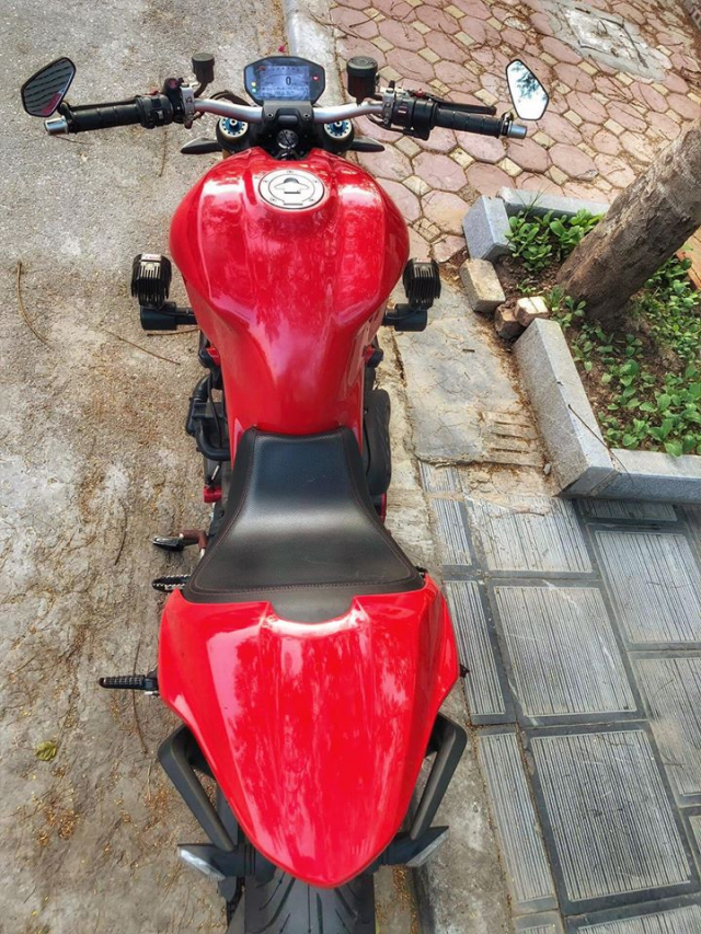 Ban Ducati Monster 1200S HQCN - 9