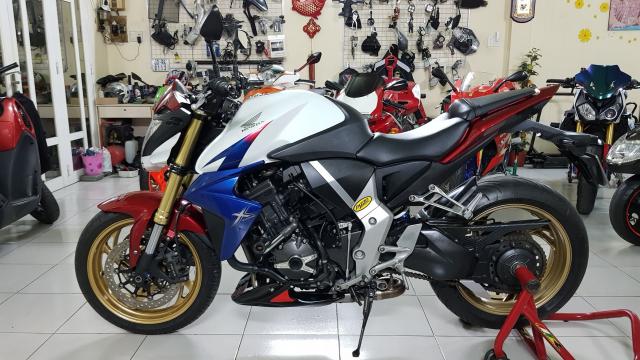 Ban Honda CB1000R Tricolor42012YHQCNHISSSaigonSo VIP 9 nut - 4