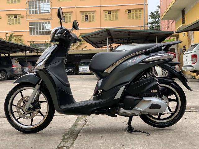 Ban LibertyS ABS iGet 2016 mau Ghi nham dan kin nilon ca xe Qua a moi - 2