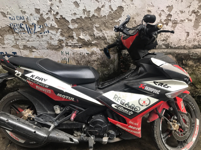 Ban xe exciter 150 RC 2016 - 2