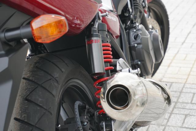 Ban xe Honda CB400SF tai Motorrock Lien he 0906990538 - 3