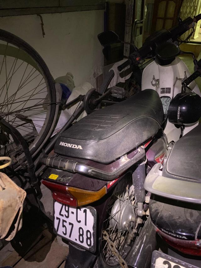 Ban xe Honda Dream 1997 chinh chu