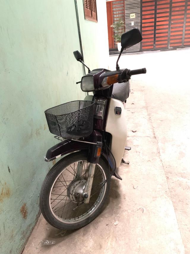 Ban xe Honda Dream 1997 chinh chu - 2