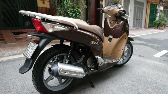 ban xe Honda Sh 150i nau cafe dung doi 2009 may nguyen thuy 72tr - 5