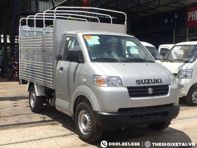 Ban xe tai Suzuki Pro 580kg thung mui bat gia canh tranh - 2