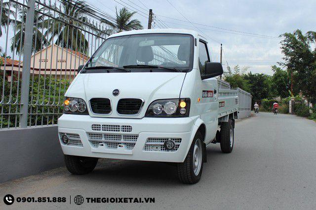 Ban xe tai Thai Lan DFSK 900kg thung lung K01 gia canh tranh