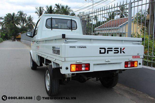Ban xe tai Thai Lan DFSK 900kg thung lung K01 gia canh tranh - 2