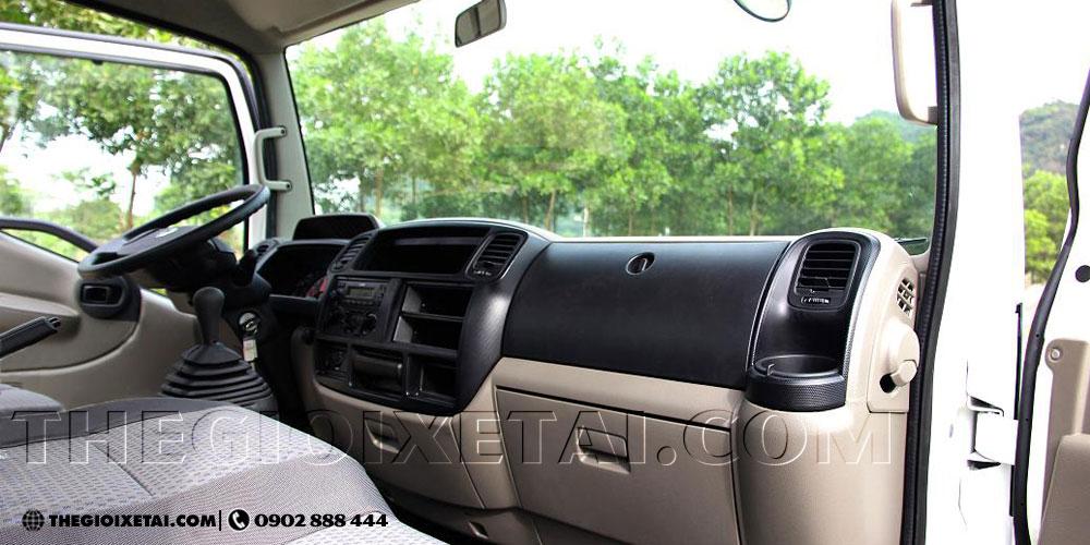 Ban xe tai Veam VT651 6T2 thung bat gia re tai Sai Gon - 2