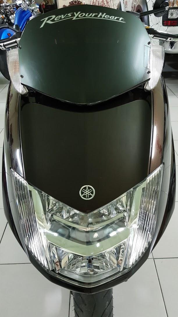 Ban Yamaha Maxam CP250Phi thuyen tren canHQCNSaigon52015 - 2