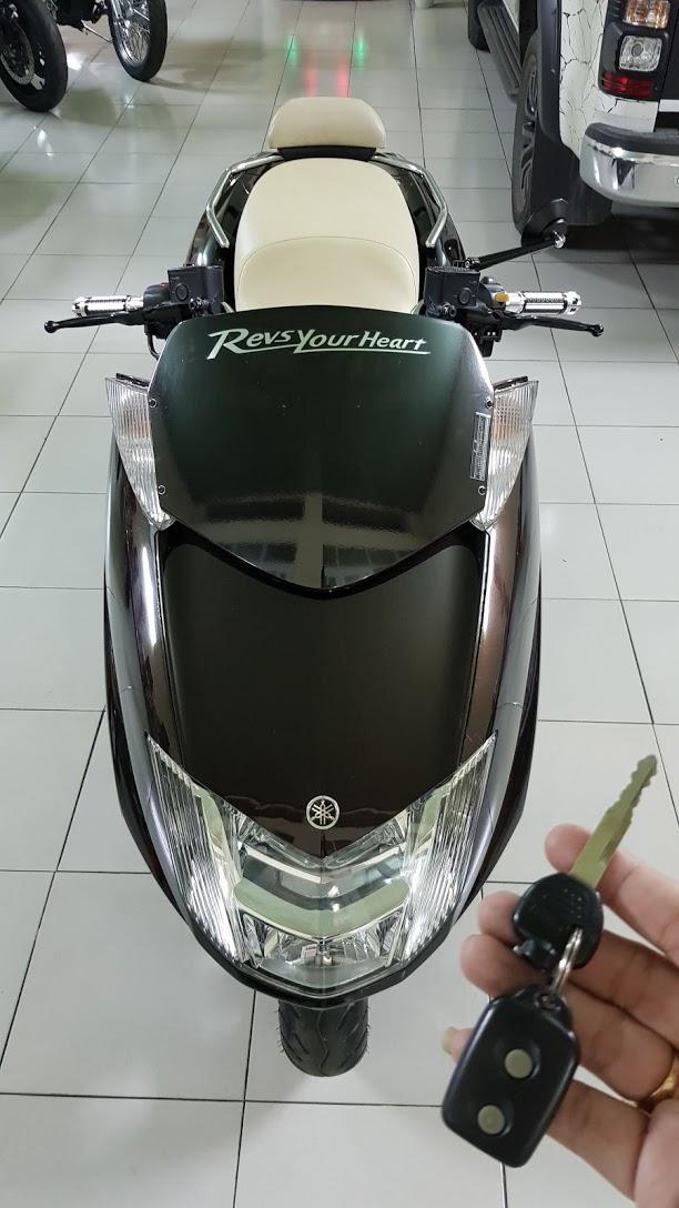 Ban Yamaha Maxam CP250Phi thuyen tren canHQCNSaigon52015 - 32