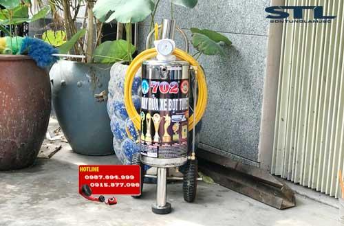 Binh phun bot tuyet rua xe 702 14L gia sieu re