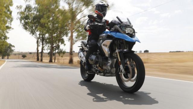 BMW R1250GS va R1250GS Adventure ra mat tai An Do voi gia tu 549 trieu VND - 9
