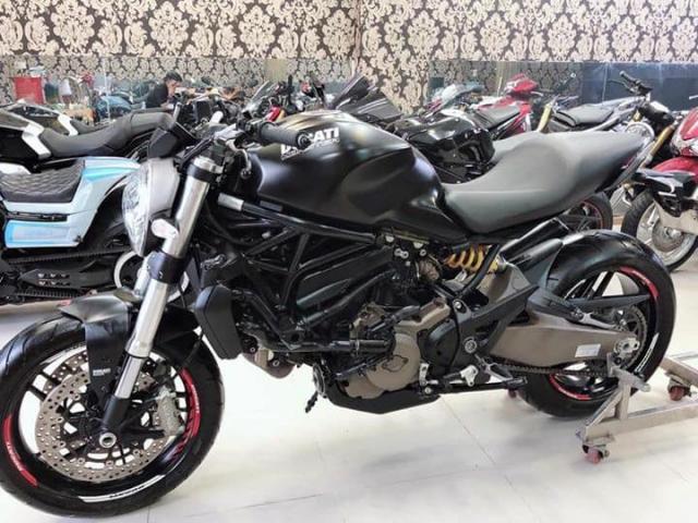 Can ban Ducati monter 821 den dang ky dau 2016HQCNsang ten uy quyen tuy thich - 4