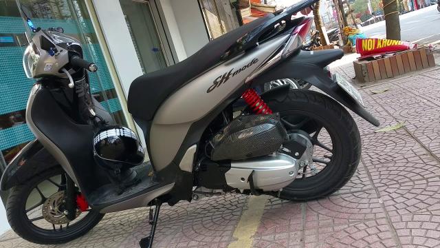 Can ban gap xe SH mode 22018 mau xam bac chinh chu