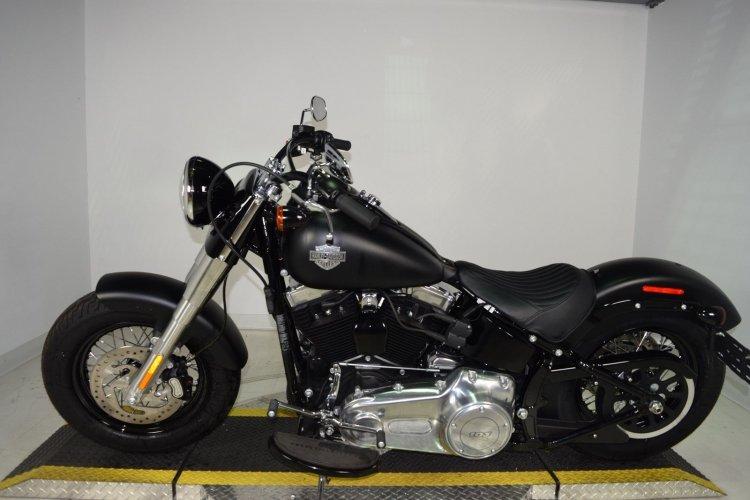 Can ban HarleyDavidson Softail Slim FLS - 3