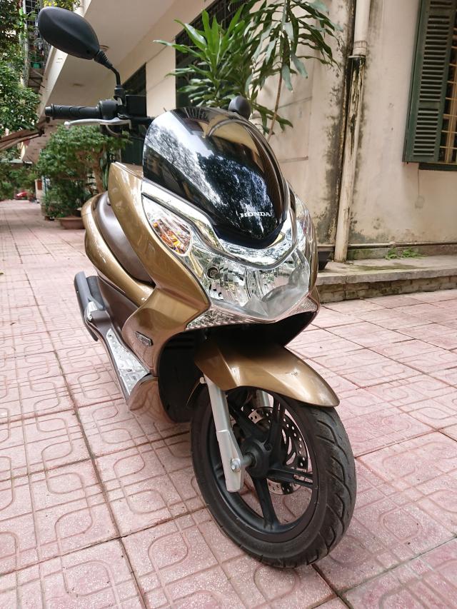 Can ban Honda PCX Fi 2012 vang dong bien HN 29M5 so chinh chu su dung 26tr500 - 5