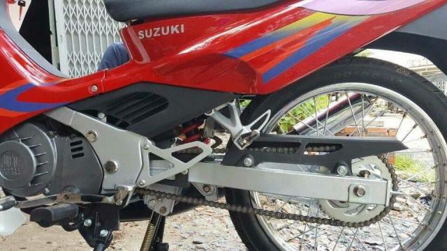 Can ban xe suzuki rgv120cc - 2