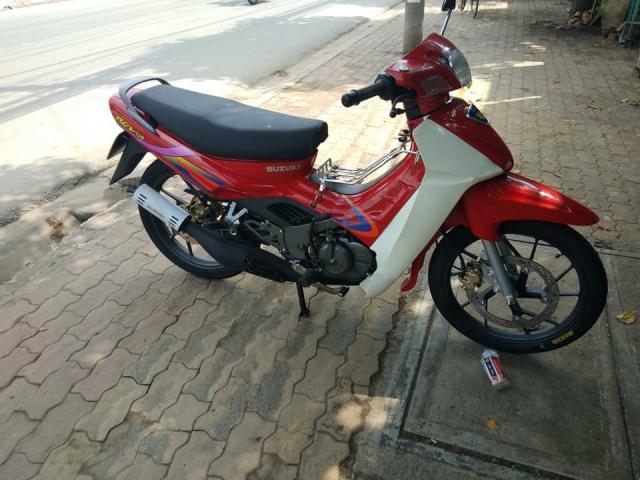 Can ban xe suzuki rgv120cc - 3