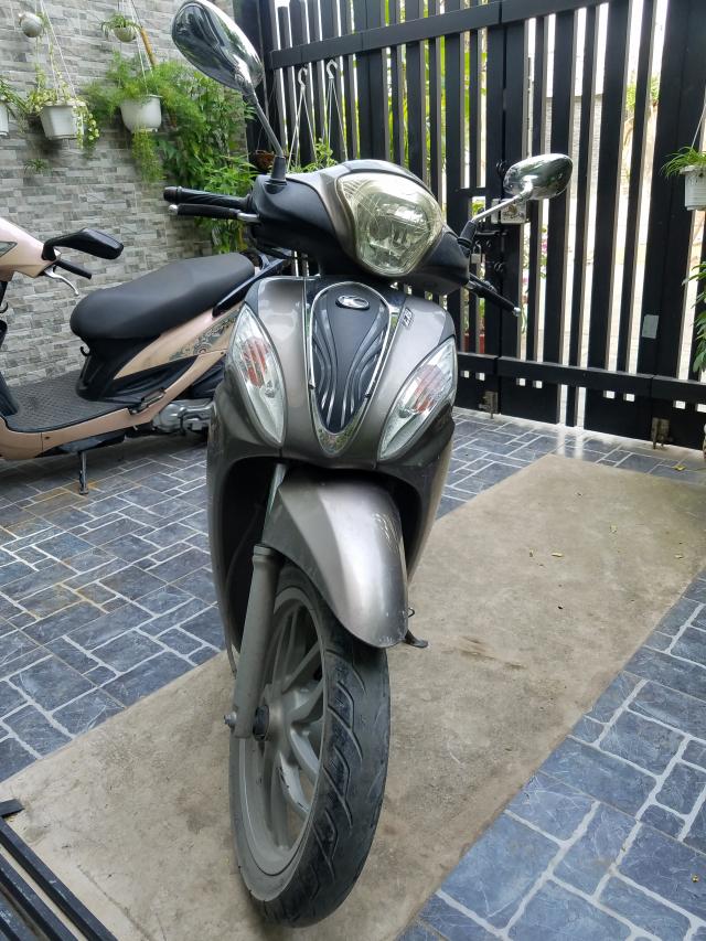 Can ban xe tay ga Kymco People 16fi 125cc