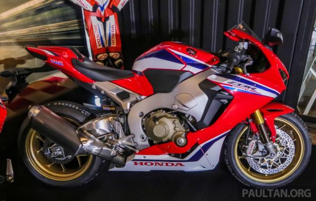 Can canh Honda CBR1000RR SP CB1100RS duoc ra mat thi truong Malaysia voi gia re hon tai Viet Nam - 7