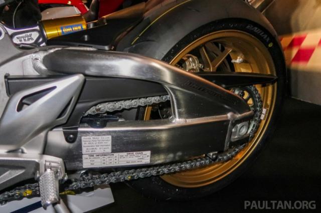 Can canh Honda CBR1000RR SP CB1100RS duoc ra mat thi truong Malaysia voi gia re hon tai Viet Nam - 15