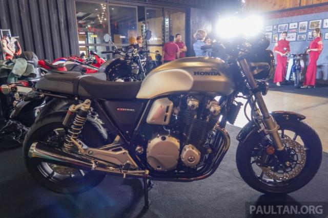 Can canh Honda CBR1000RR SP CB1100RS duoc ra mat thi truong Malaysia voi gia re hon tai Viet Nam - 19