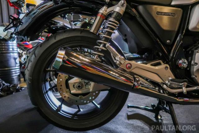 Can canh Honda CBR1000RR SP CB1100RS duoc ra mat thi truong Malaysia voi gia re hon tai Viet Nam - 31