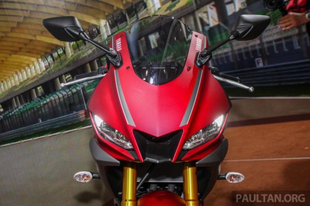 Can canh Yamaha R25 2019 vua chinh thuc ra mat tai Malaysia - 9